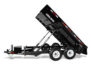 riverhead trailer - dump